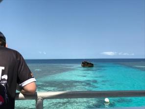 Heron Island Wreck